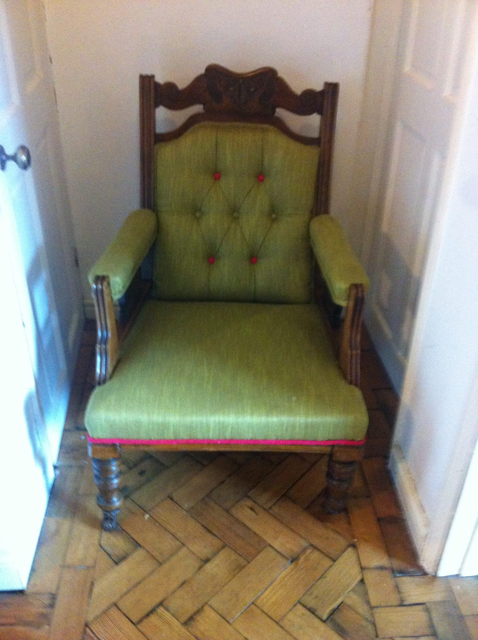 traditional upholstered carver chair houles top fabric